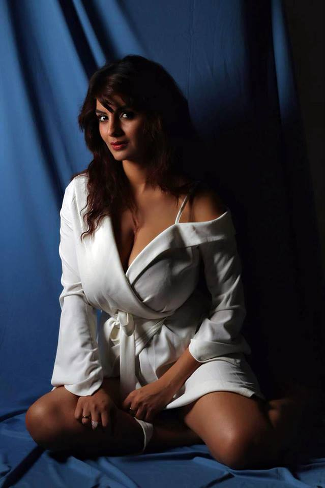 Anveshi Jain during a Photoshoot