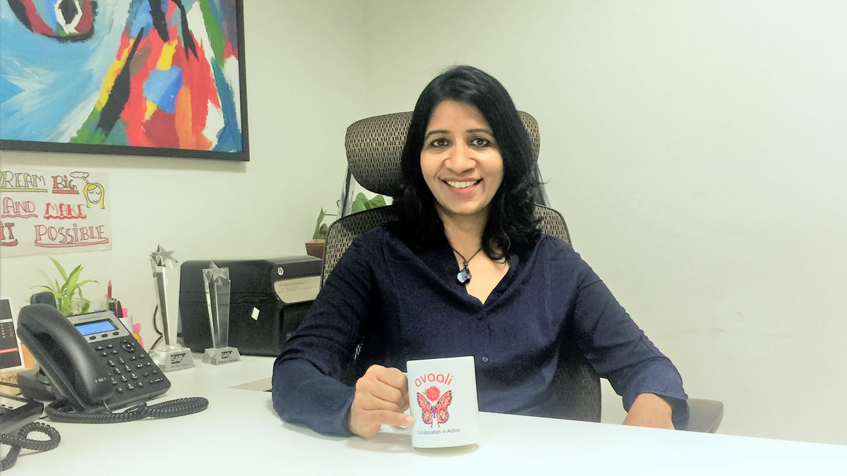 Srividya Kannan, Founder, Director – Avaali Solutions Pvt Ltd.