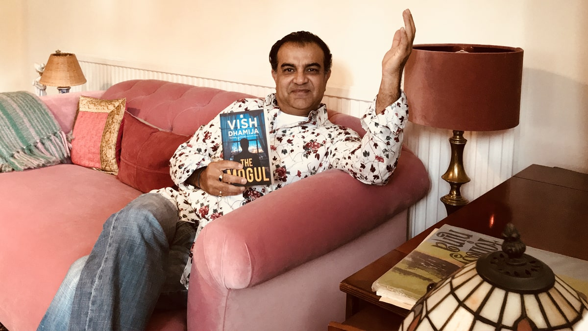 Writer-Author-Vish-Dhamija
