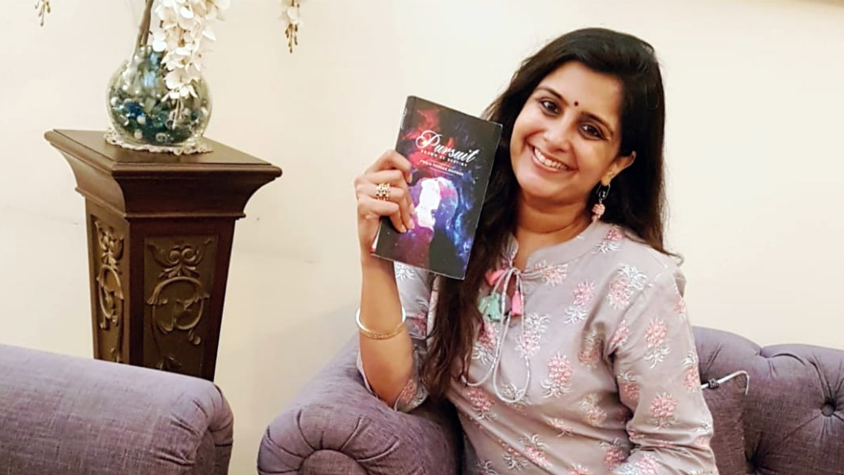 Author Pooja Poddar Marwah