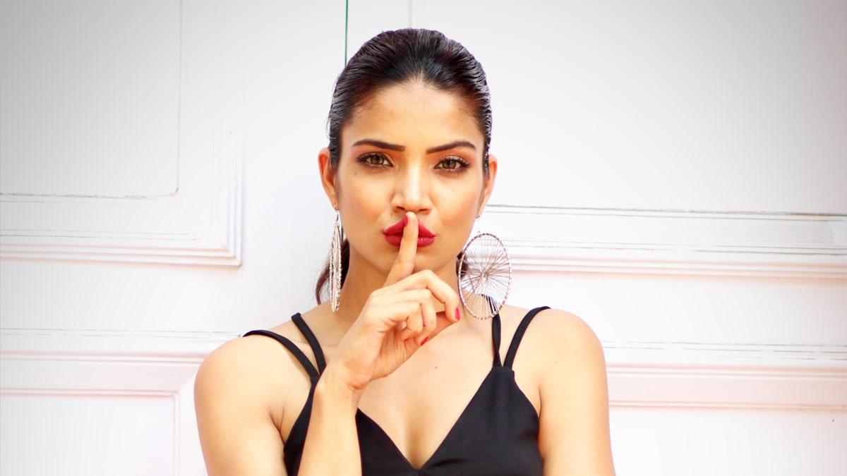 Gandii Baat Actress Palak Singh