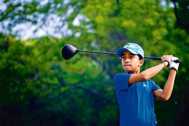 Golfer Shubham Jaglan Interview