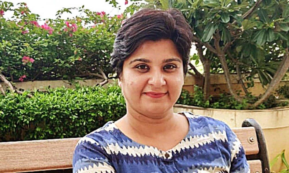 Amrita Kapur Serenity Surrender healer